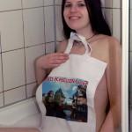 Bad in Kreuznach: Badetasche