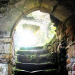 alles andere: Durchgang auf Schloss Dhaun